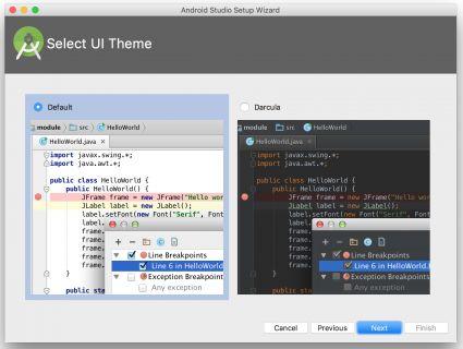 Cách cấu hình và cài đặt Android Studio